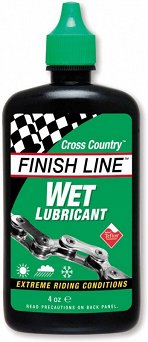 Olej rowerowy Finish line Cross Country 60ml