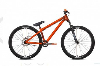 "ROWER OCTANE ONE MELT 26"" orange"