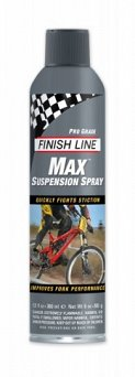 Spray do amortyzatorów Finish Line MAX SUSPENSION 266 ml