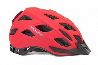 Kask kolarski Author PULSE LED X8