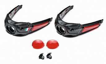 System SIDI REFLEX ADJUSTABLE HEEL RETENTION DEVICE