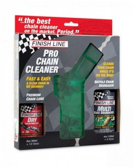ZESTAW CHAIN CLEANER do łańcucha Finish Line
