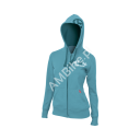 Bluza z kapturem KELLYS WOMEN´S BASIC Teal