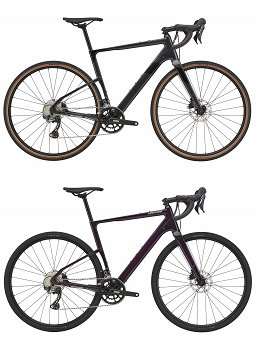Rower gravel Cannondale Topstone Carbon 5 2021