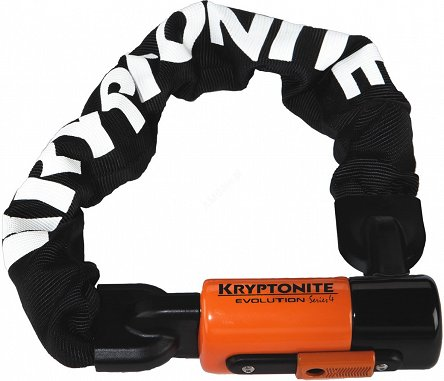 Evolution series 4 Kryptonite Integrated Chain 55cm