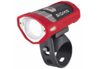 Lampka Sigma BUSTER 200 HL RED USB