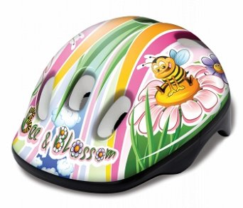 Kask dziecięcy  B-skin BEE and BLOSSOM HM-BS219