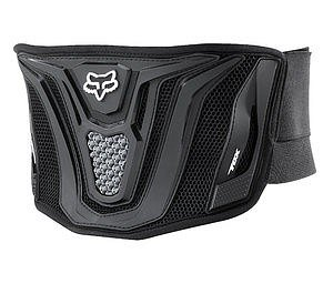 FOX PAS NERKOWY BLACK BELT BLACK/GREY ADULT