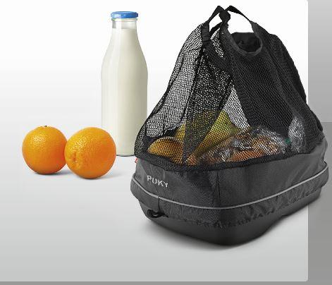 Odczepiana torba od wozka trojkołowego Puky CAT S6 Ceety